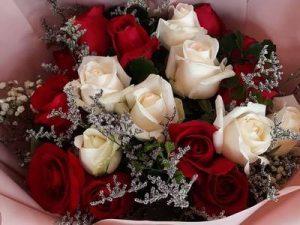 Florist-Bangkok - Mixed Roses Delivery Bangkok 2